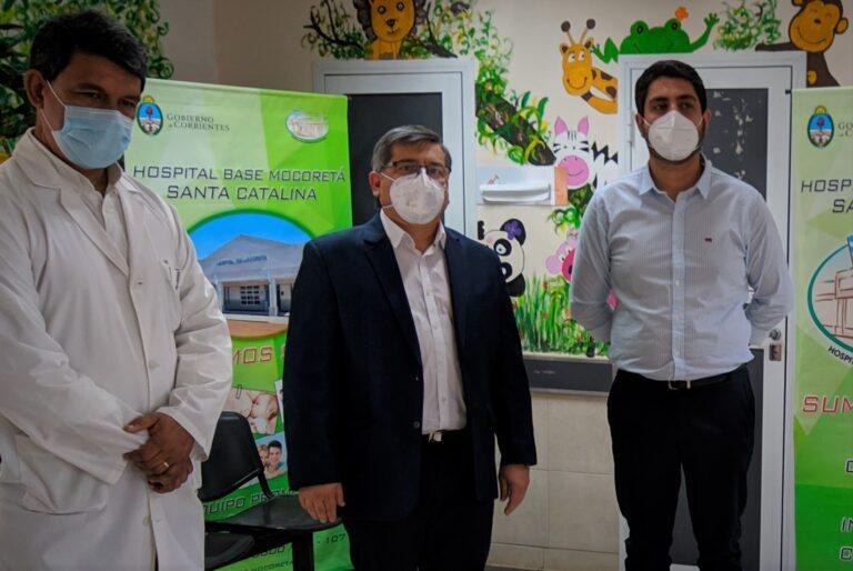 ¿Quién es el nuevo Director del Hospital de Mocoretá?