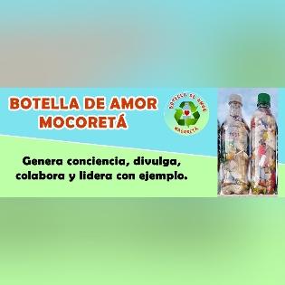 Botellas de Amor Mocoretá: Aporta tu Granito de Arena