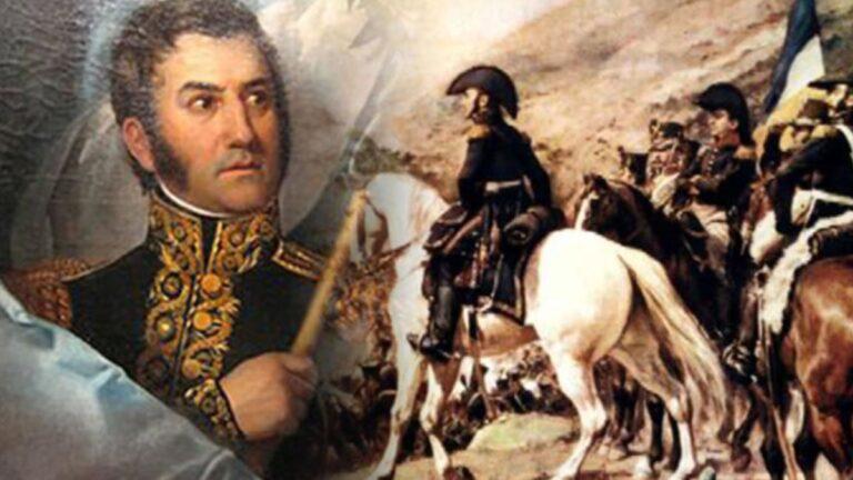 General José de San Martín: ¿Quién fue y qué hizo?