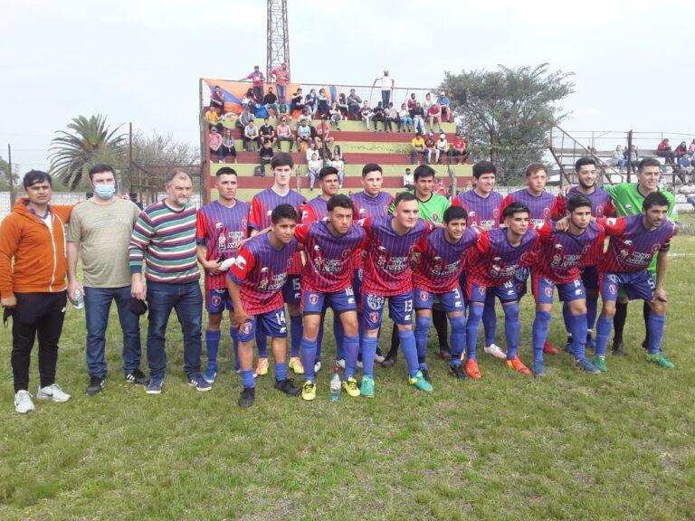 Primera fecha Liga de fútbol Chajarí