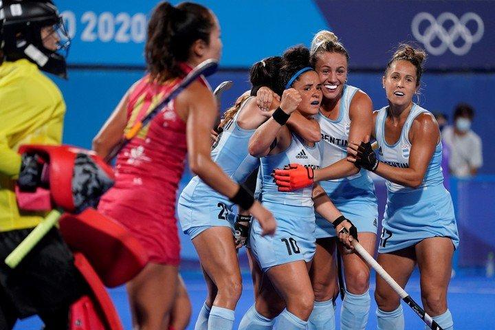 Juegos olímpicos: Cuando juegan Las Leonas las semifinales, horario por TV y streaming.