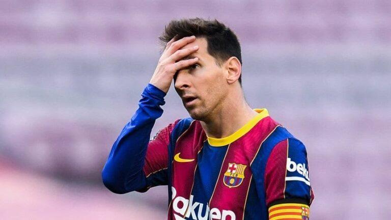 Lionel Messi se va del Barcelona: últimas noticias.