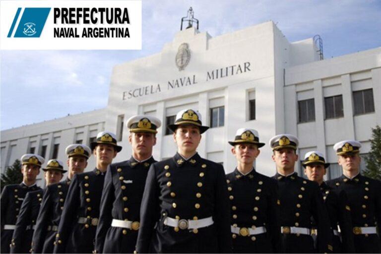 LLAMADO A CONCURSO: la Prefectura busca profesionales de diversas especialidades.