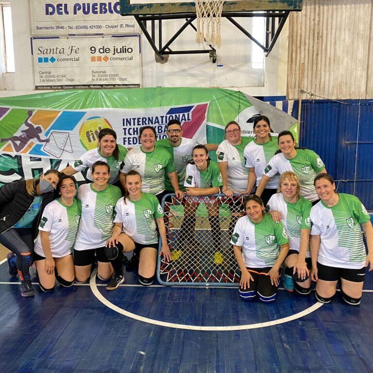 """Tchoukball en Mocoretá: considerado por la UNESCO como """"El deporte de La Paz"""""""